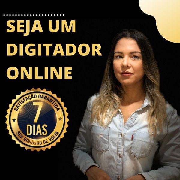 digitador online home office