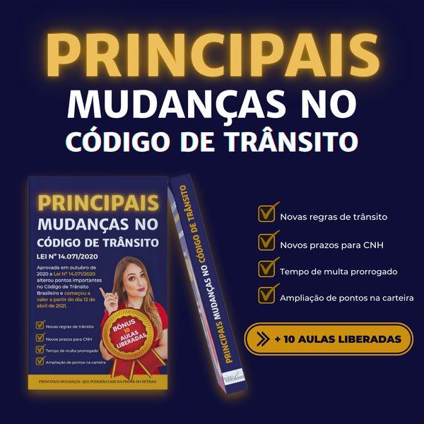 Imagem principal do produto As Principais Mudanças no Código de Trânsito