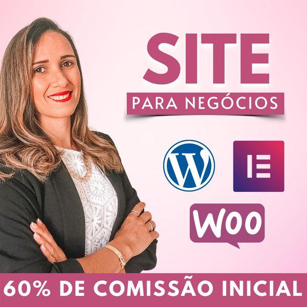 Imagem principal do produto Site para Negócios por Renata Massa