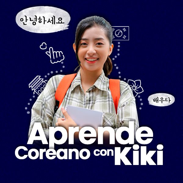 Imagem principal do produto Aprende Coreano con Kiki