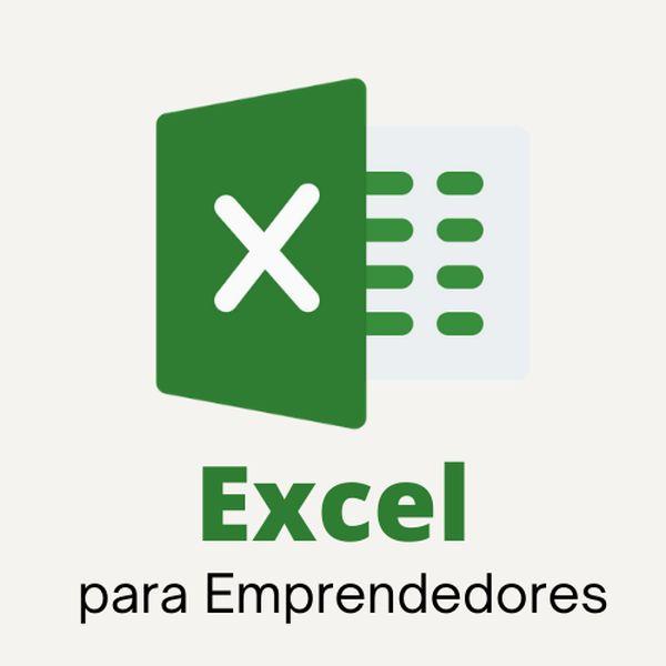 Imagem principal do produto Curso Excel para emprendedores
