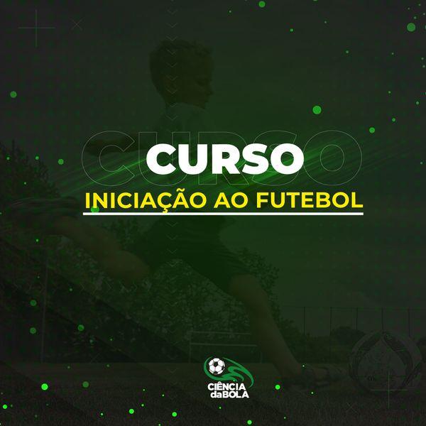 Imagem principal do produto CURSO INICIAÇÃO AO FUTEBOL