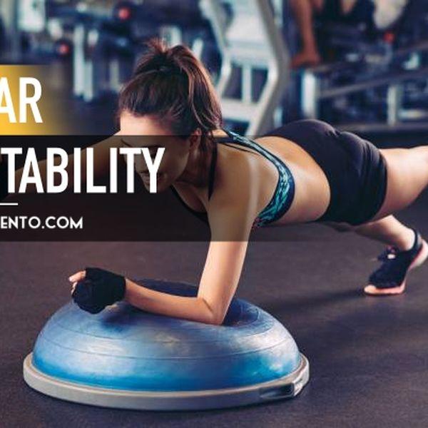Imagem principal do produto Webinar sobre CORE Stability