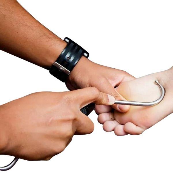 Imagem principal do produto Curso de Liberação Miofascial Instrumental e Anatomia Palpatória Gancho (crochetagem), 08 e 15 de Outubro de 2021, 2 Sextas - Feiras,  08h às 18h, Méier RJ