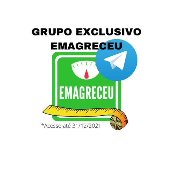 Imagem principal do produto GRUPO EMAGRECEU VIP EXCLUSIVO 2.0