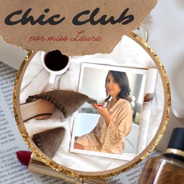 Imagem principal do produto Chic Club: Onde as Mulheres Chics se encontram