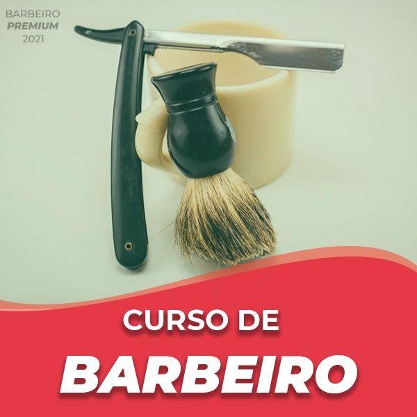 Imagem principal do produto Curso de Barbeiro c/ certificado