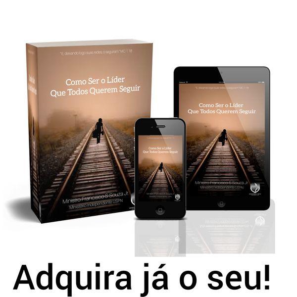 Imagem principal do produto COMO SER O LÍDER QUE TODOS QUEREM SEGUIR