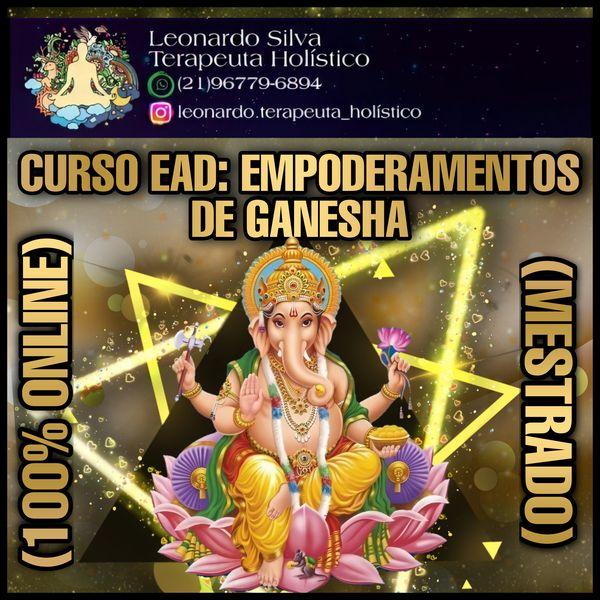 Imagem principal do produto CURSO EAD: EMPODERAMENTOS DE GANESHA