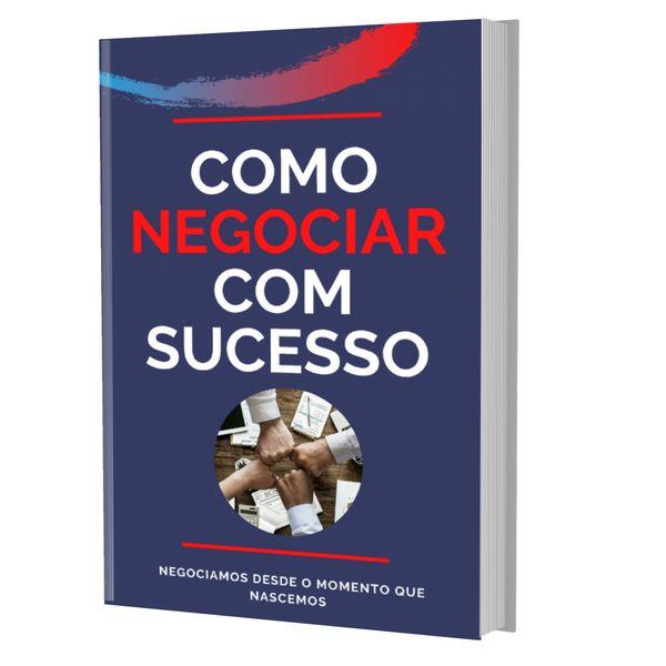 Imagem principal do produto COMO NEGOCIAR COM SUCESSO