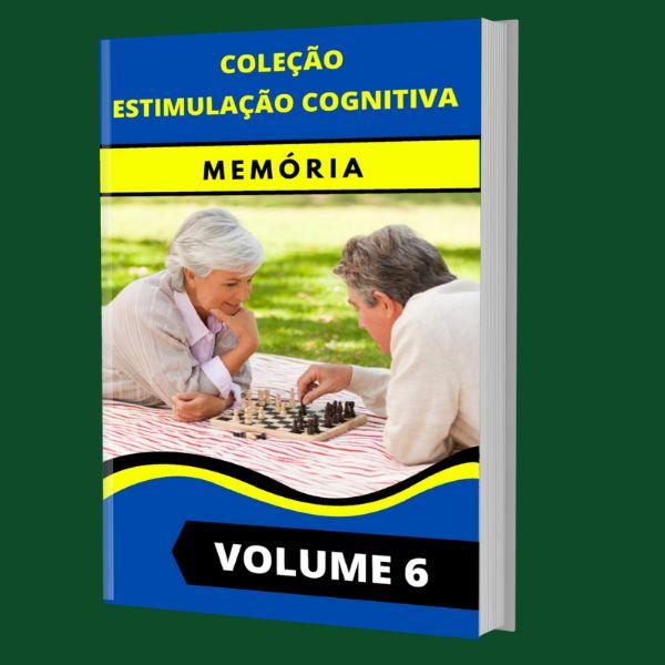 Imagem principal do produto Estimulação Cognitiva para Idosos: Memória