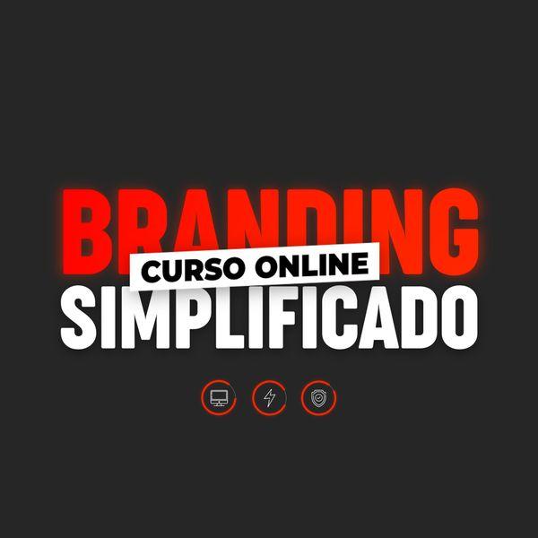 Imagem principal do produto Branding Simplificado