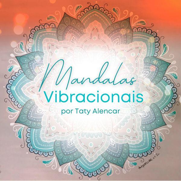 Imagem principal do produto Mandalas Vibracionais
