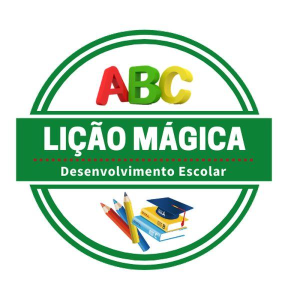 Imagem principal do produto LIÇÃO MÁGICA ATIVIDADES EDUCATIVAS