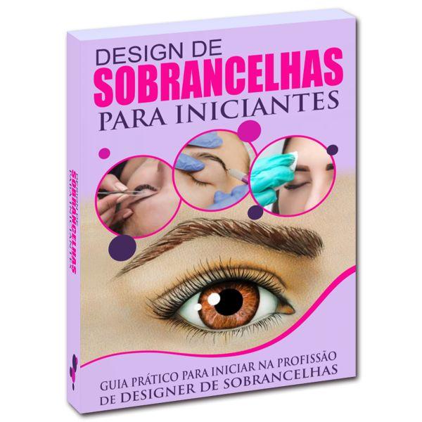 Imagem principal do produto Design de Sobrancelha para Iniciantes