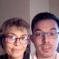 Sergio y Cristina