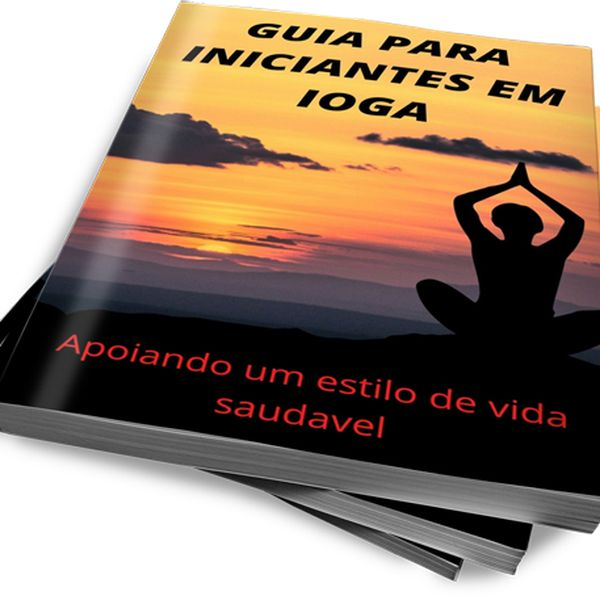 Imagem principal do produto Guia de yoga para iniciantes