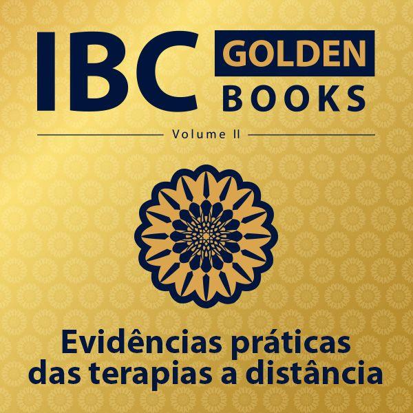 Imagem principal do produto IBC Golden Books Volume II - Evidências práticas das terapias a distância