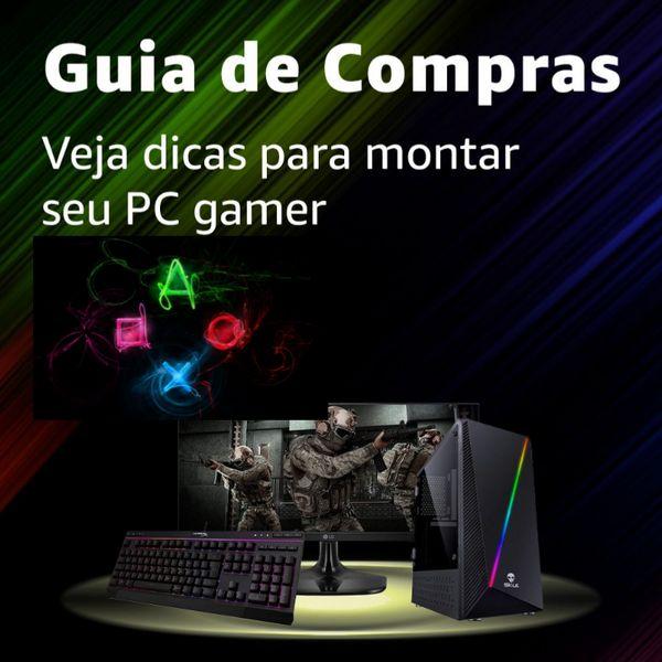 Imagem principal do produto GUIA DE COMPRA PARA UM PC GAMING