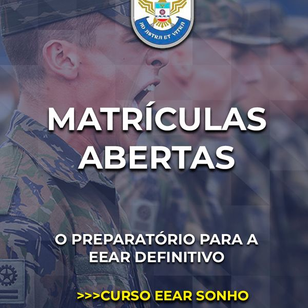 Imagem principal do produto CURSO EEAR SONHO EXATAS