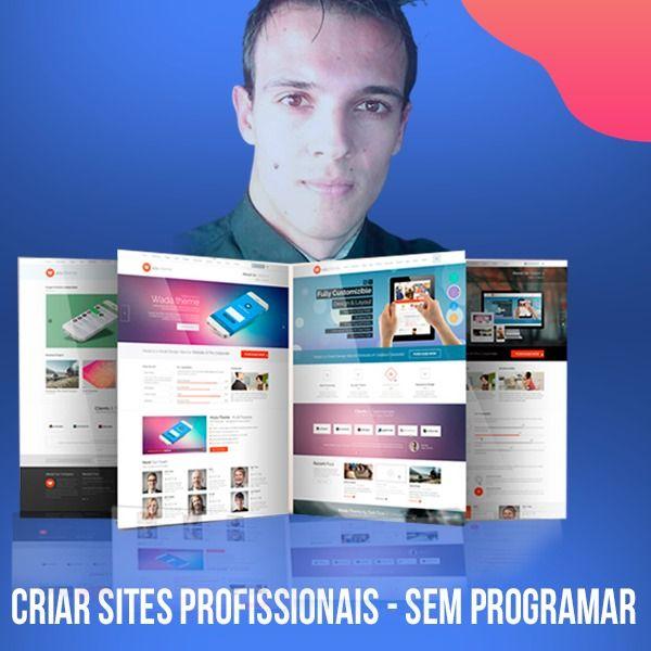 Aprenda Criar Sites sem programar