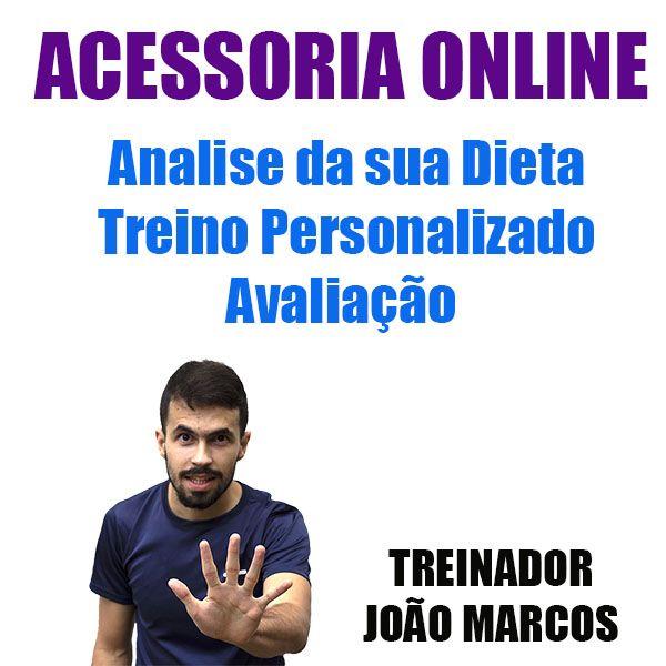 Imagem principal do produto Assessoria Online Treinador João Marcos ( Analise da sua dieta)