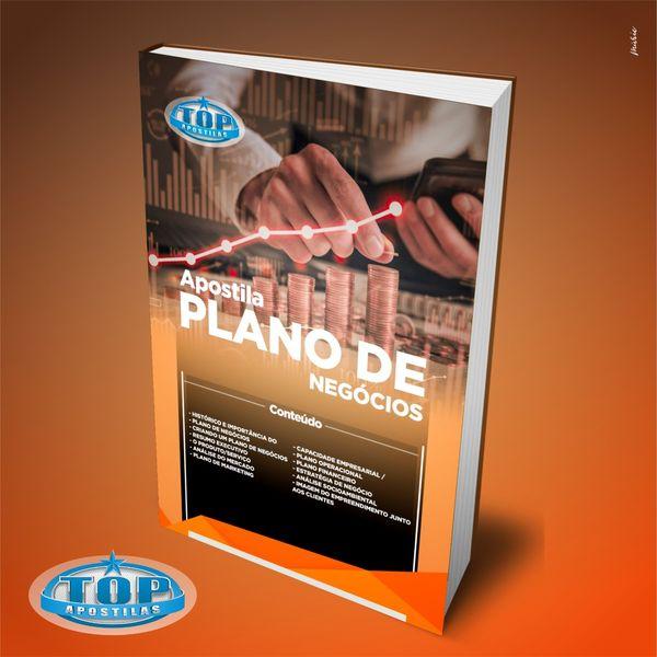 Imagem principal do produto Ebook Planos de Negócios