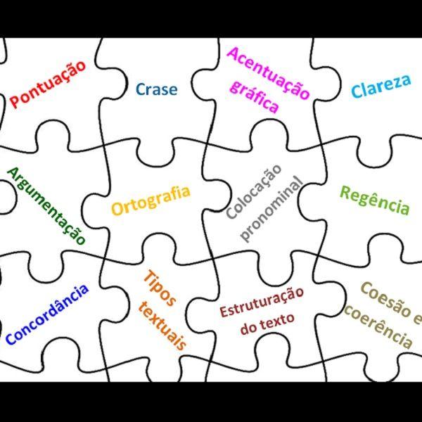 Imagem principal do produto Curso on-line de português e redação (com certificado de 24 horas)