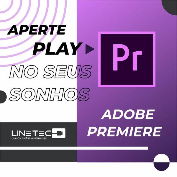 Imagem principal do produto Adobe Premiere Pro