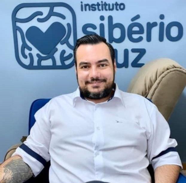 Sibério Cruz, Hipnoterapeuta e Constelador