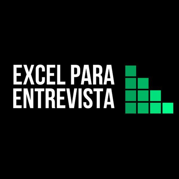 Imagem principal do produto Excel para Entrevista