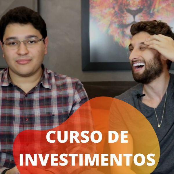Imagem principal do produto Curso de Investimentos do Carlos