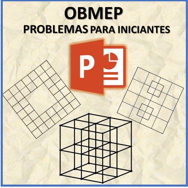 Imagem principal do produto Animação em PowerPoint - OBMEP problemas para iniciantes