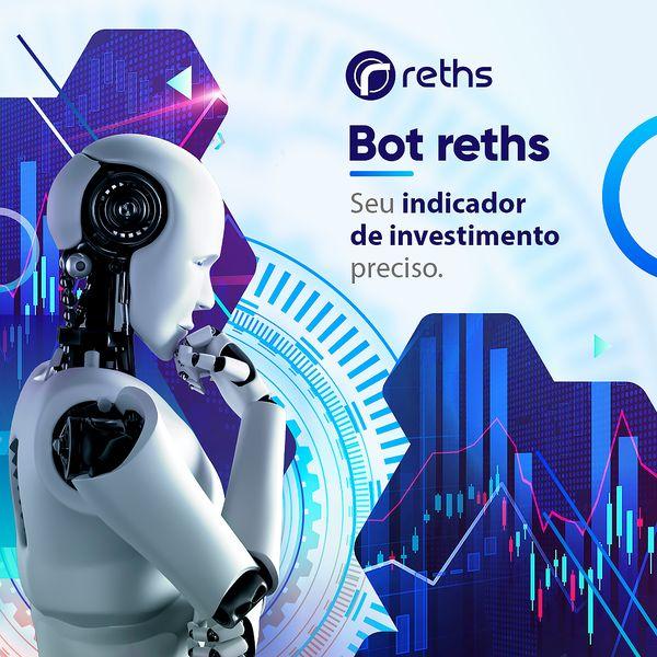 Imagem principal do produto Bot Reths - Indicador Financeiro