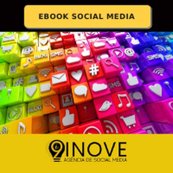 Imagem principal do produto Ebook Social Media