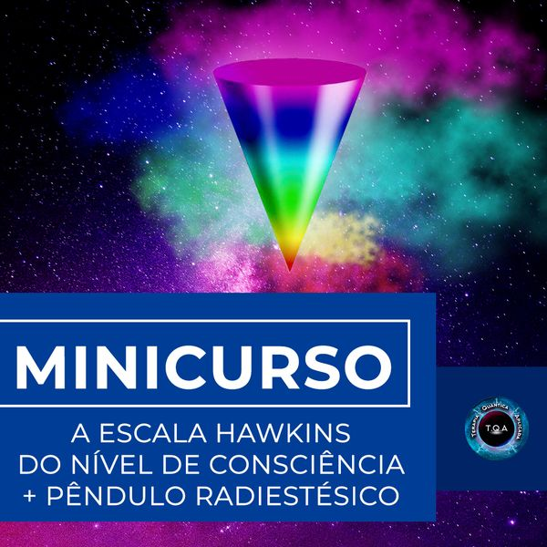 Imagem principal do produto A ESCALA HAWKINS + O USO DO PÊNDULO RADIESTESICO
