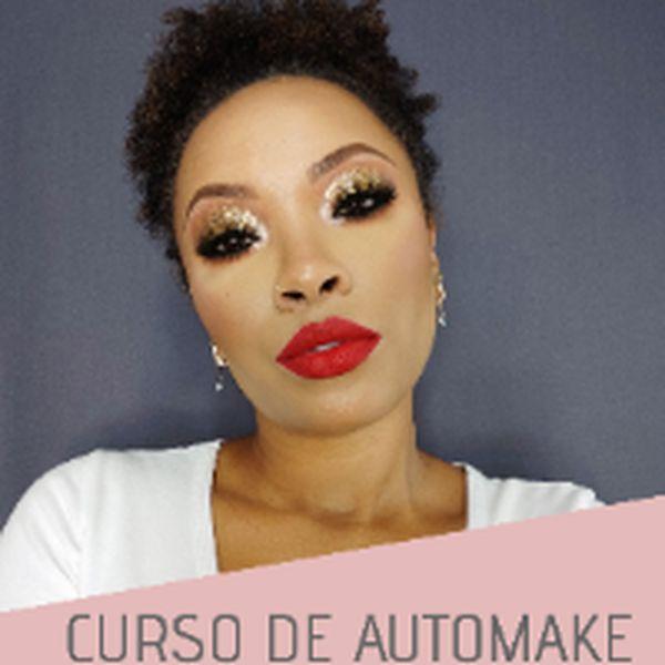 Imagem principal do produto Curso de Automaquiagem