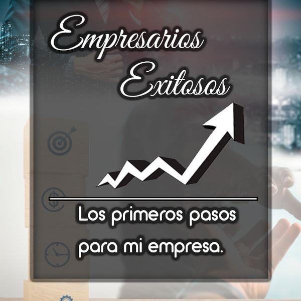 Imagem principal do produto Empresarios Exitosos - Abrir mi primera empresa