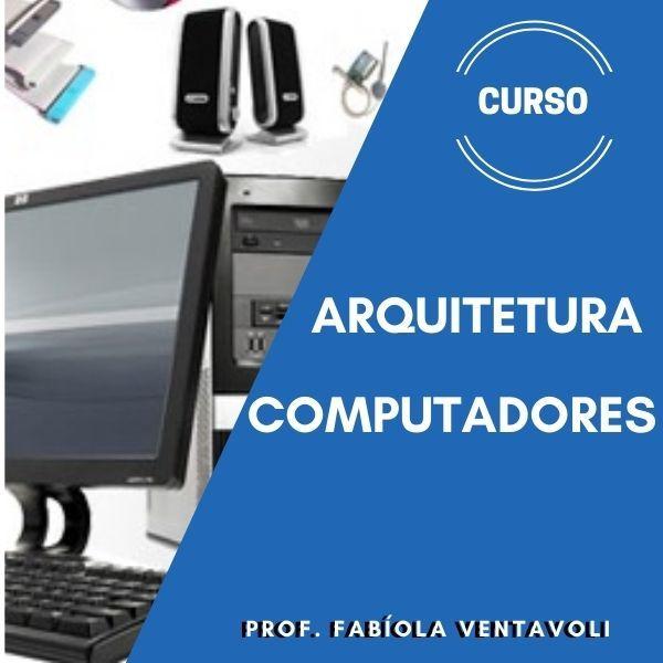 Imagem principal do produto Curso de Arquitetura de Computadores