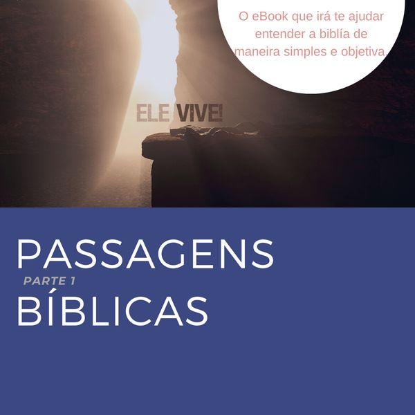 Imagem principal do produto PASSAGENS BÍBLICAS - A BÍBLIA RESUMIDA