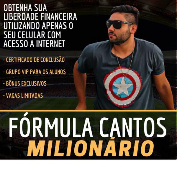 Imagem principal do produto Formula Cantos Milionario