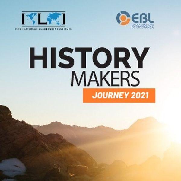 Imagem principal do produto History Makers Journey 2021