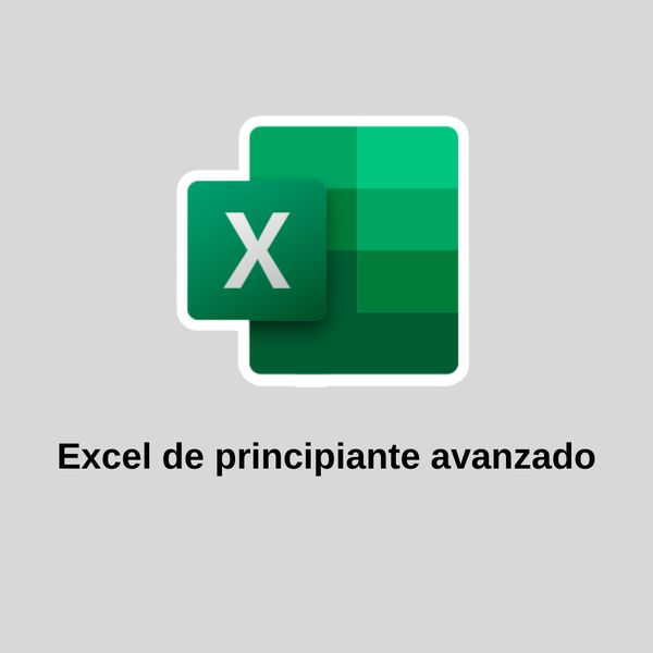 Imagem principal do produto Excel de Principiante a Avanzado
