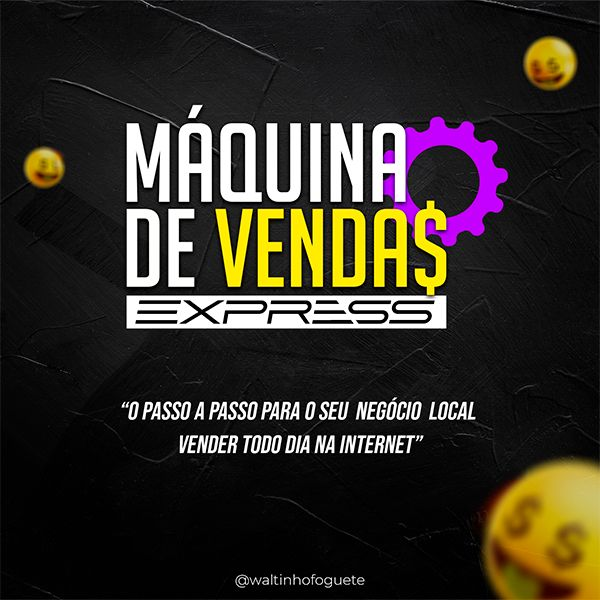 Imagem principal do produto MÁQUINA DE VENDAS