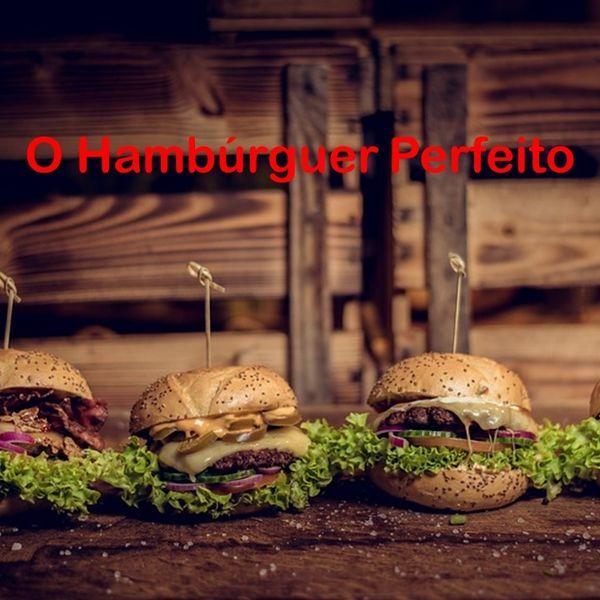 Imagem principal do produto Apostila Hambúrguer Perfeito!