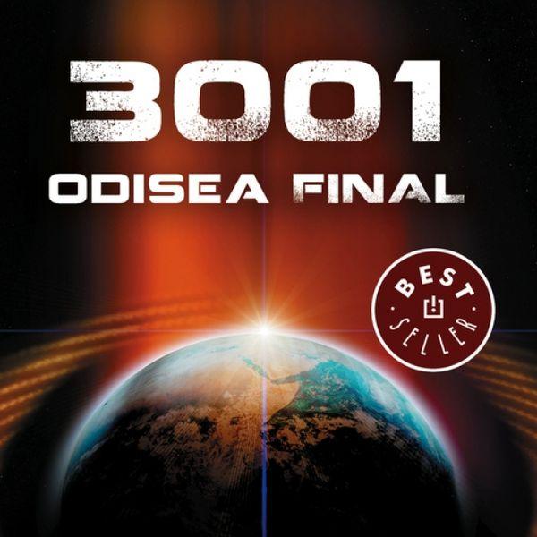 Imagem principal do produto Audiolibro 3001. Odisea final
