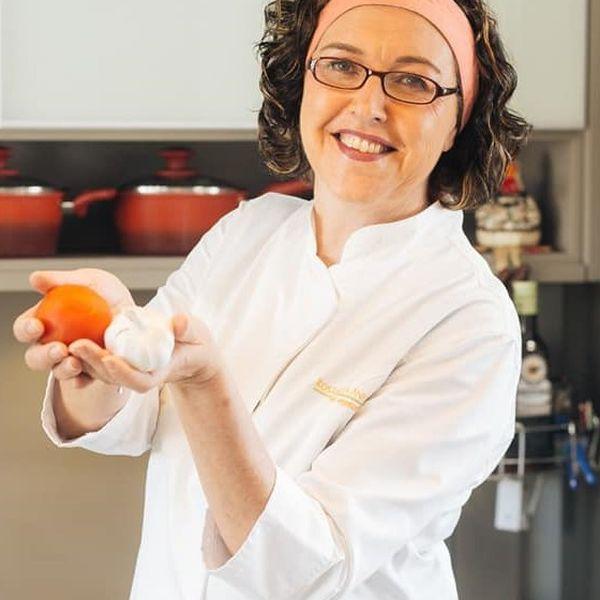 Imagem principal do produto Curso Canapés Gourmet com Rosângela Anele