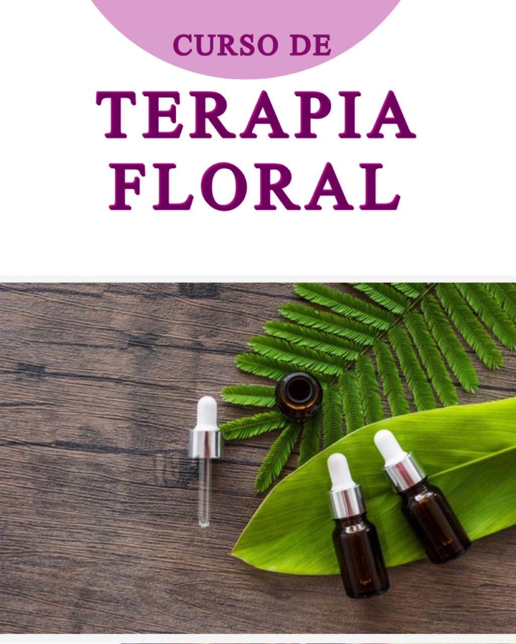 Curso de Terapia Floral