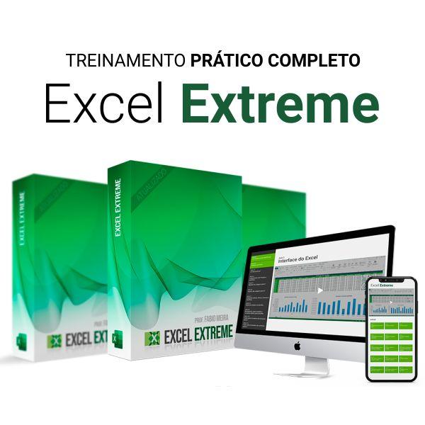 Imagem principal do produto Excel EXTREME