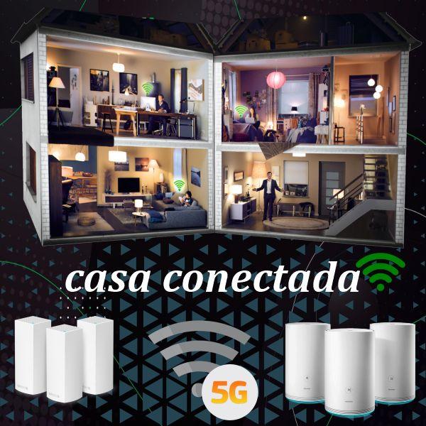 Imagem principal do produto Casa Conectada